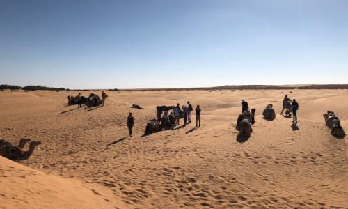 - Djerba desert break