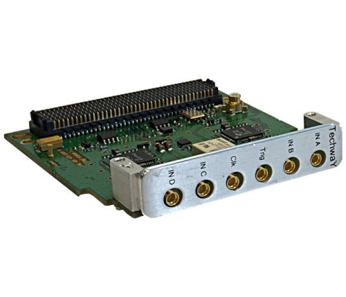 ADC125 - ADC FMC FPGA Mezzanine Card