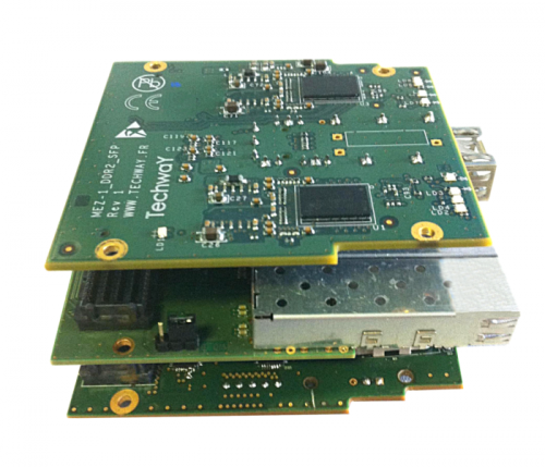 fmc card sfp sfp+ - FMC SFP SFP 2