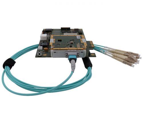 PERSIAN - High-speed optical interface platform