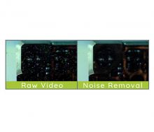 filter software for nuclear inspection - Sparkle Image Noise Revomal 2