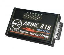 ARINC 818 switch - Switch PANTERA