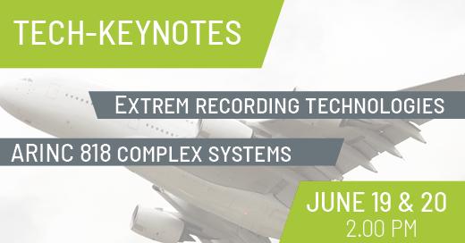 SIAE 2019 - Tech keynotes PAS
