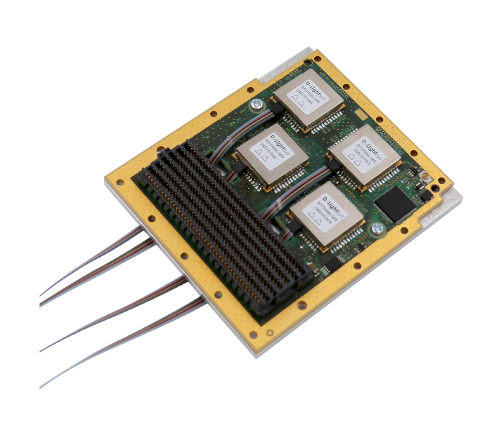 High-speed optical communications for Defense environments - WildcatFMC 24 12