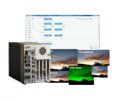 ARINC 818-3 video protocol - XF tuner