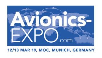 Avionics Expo 2019 - logo avionics