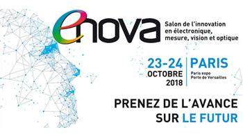 ENOVA Paris 2018 - logo enova